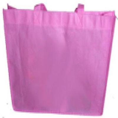 Candy Color Pink Tote Bag Promotional Bag