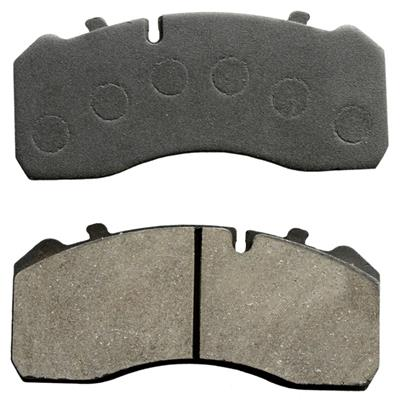WVA	(29095)Brake Pad For	MAN,Mercedes Benz,SAF