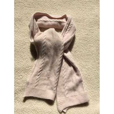 Cashmere Winter Women Luxury Cable Scarf