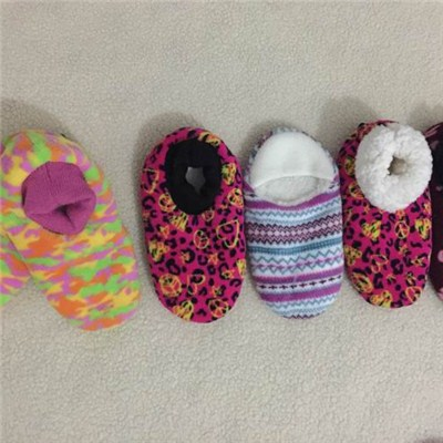 Cuff Cozy Slipper Socks
