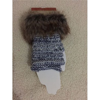 Faux Fur Magic Women's Glove