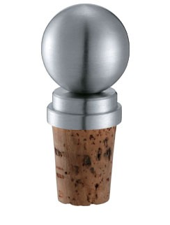 BT018 Stainless Steel Barware Cork Wine Bottle Stopper