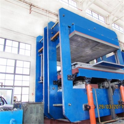 Frame Type Rubber Molding Press