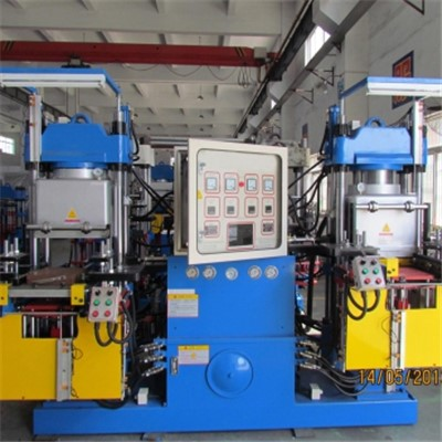 Rubber Vacuum Molding Press