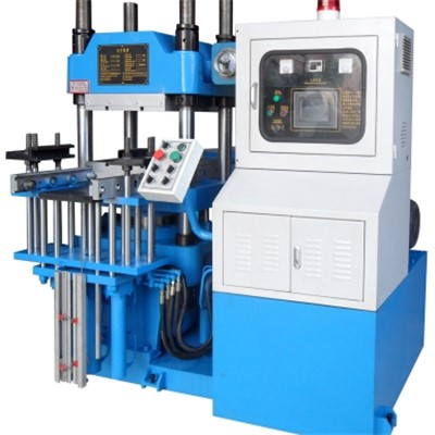 Post Type Rubber Molding Press