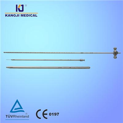 Volme Bar And Aspiration Needle And Guilding Bar