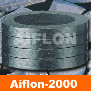 Expanded Graphite Packing (with Corrosion Inhibitor)(Aiflon 2000(K))