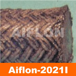Inconel Reinforced Carbon Fiber Packing With Graphite Core AIFLON 2021I