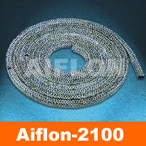 Barided Carbonized Fiber Packing Impregnated With PTFE(AIFLON 2100)