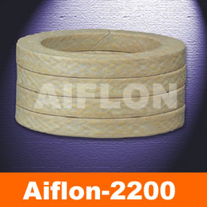 Aramid Fiber Packing Impregnated With PTFE( AIFLON 2200)