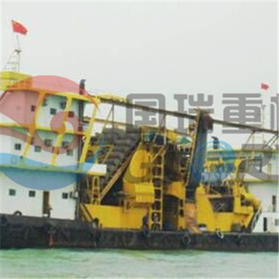2500m³ Suction sand dredger