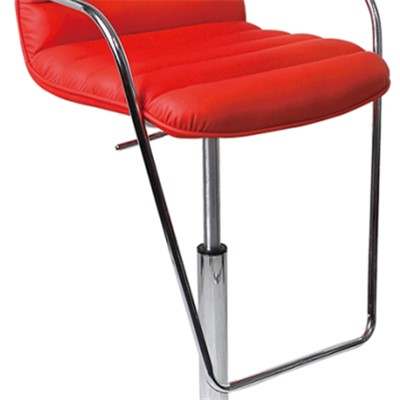 Simple Design High Pu Bar Chair
