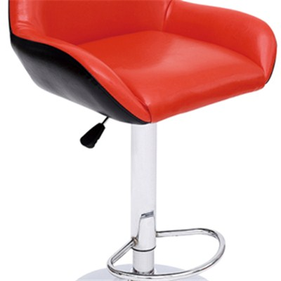 Breakfast Leather Bar Stool Chair