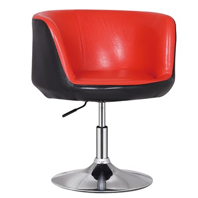 Big Seat Commercial Leather Bar Chair