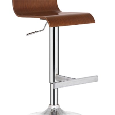Commercial Wooden Bar Stool
