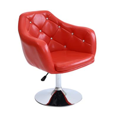 Adjustable Leather Leisure Bar Chair
