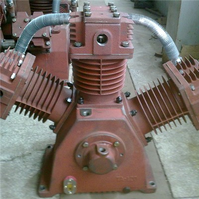 Low Pressure Compressor Head