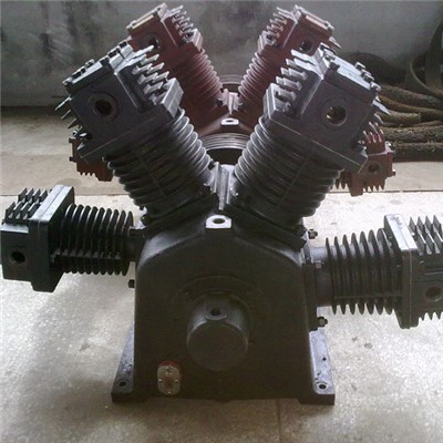 High Pressure Compressor Head
