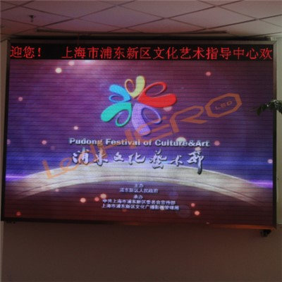 P6 Indoor Led Display Wall