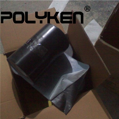 Cold Applied Polyken 934 Black Butyl Rubber Pipeline Tape
