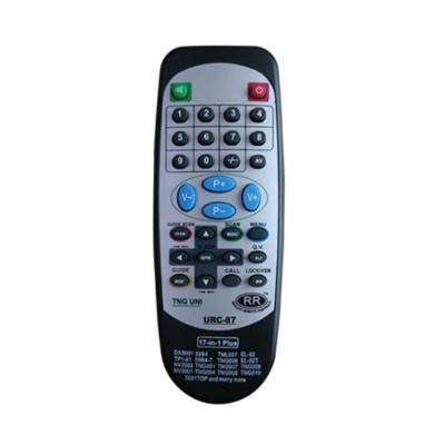 URC-87 17 IN 1 Plus Remote Control For India Market