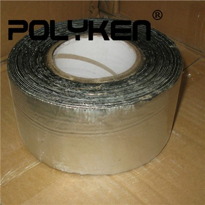Anticorrosion Polyken 360 Waterproof And Soundproof Aluminum Flashing Butyl Tape