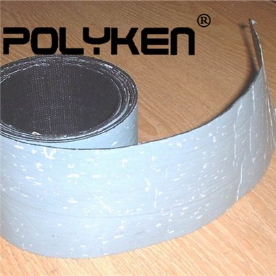 Cold Applied Waterproof Black Pp Woven Pipe Corrosion Protection Tape
