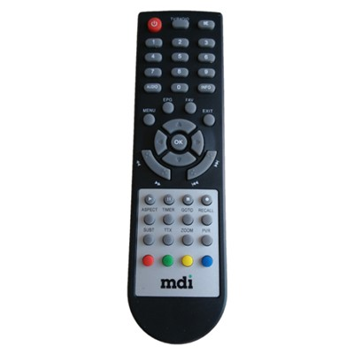 Mdi Infrared Remote Control Manufacturer Customized