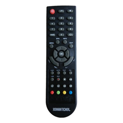 Universal Remote Control For XOHAHTEHOL