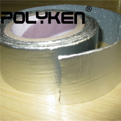 Anticorrosion Polyken 360 Waterproof And Soundproof Aluminum Foil Butyl Rubber Tape