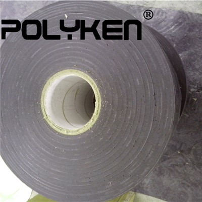 Anticorrosion Black Polyken 934 Butyl Rubber Polyethylene Pipe Wrapping Tape