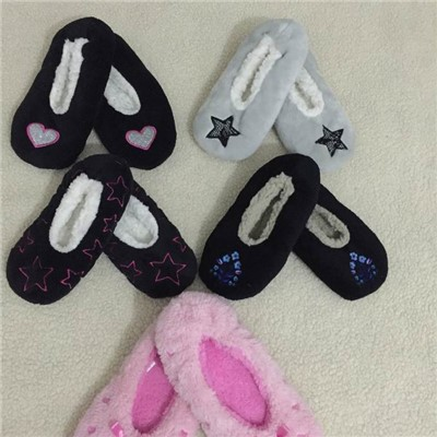 Custom Embroidered Slippers