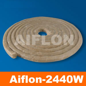 Cotton Packing With Grease (white ) AIFLON 2440W