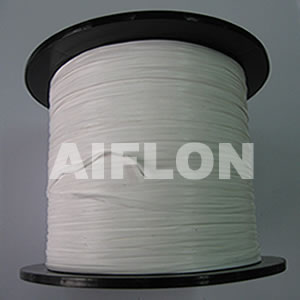 Pure PTFE Yarn With Oil Y2300L
