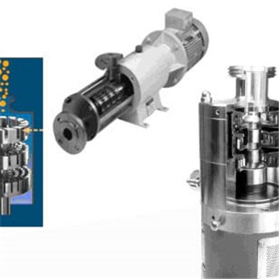 Multi-Stage Homogenizer