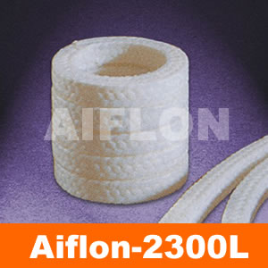 Pure PTFE Packing With Silicone Oil AIFLON 2300L