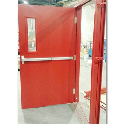 UL Steel Fire Door For Escape Passage