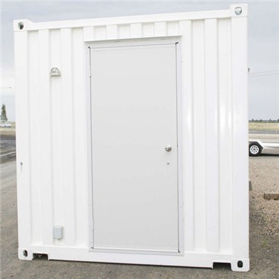 Trip Sides Rebated Edge Wind-proof Door