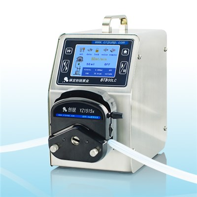 4 Work Mode Pump Medical Peristaltic Pumps BT300LC