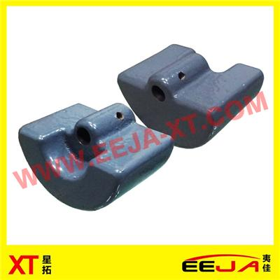 Automobile Counter Weight Lost Foam Castings