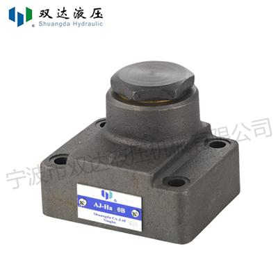 Right Angle Check Valve