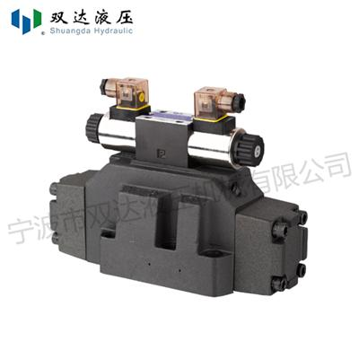 Electrohydraulic Operated Directional Valve