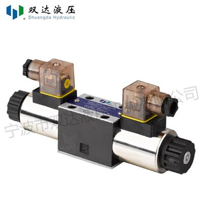 Solenoid Operated Directional Valve