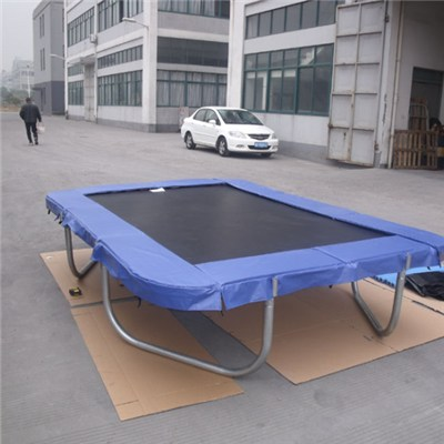 7×10FT Rectangular Trampoline