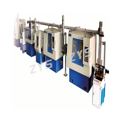CNC Automatic Production Line For Tapered Roller Bearing