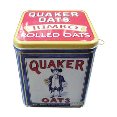 U2105H6 Biscuits Tin Container