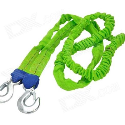 Car Truck Emergency Nylon Strap Towing Rope