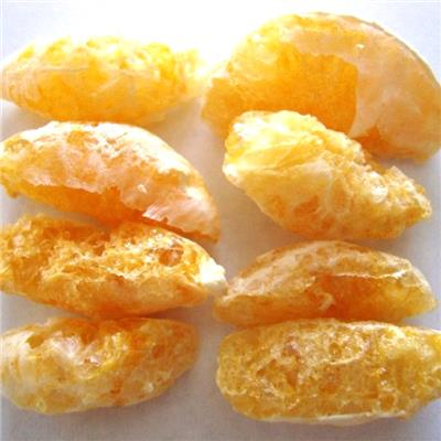 Freeze Dried Tangerine