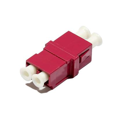 Multimode Duplex LC Type Fiber Optic Adapter 1