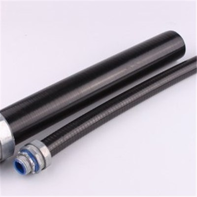 Liquid Tight Flexible Conduit,Black Color